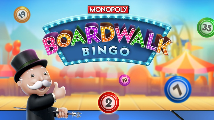 Boardwalk Bingo: A MONOPOLY Adventure screenshot-4