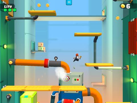 Screenshot #4 pour One Up Lemonade Rush!