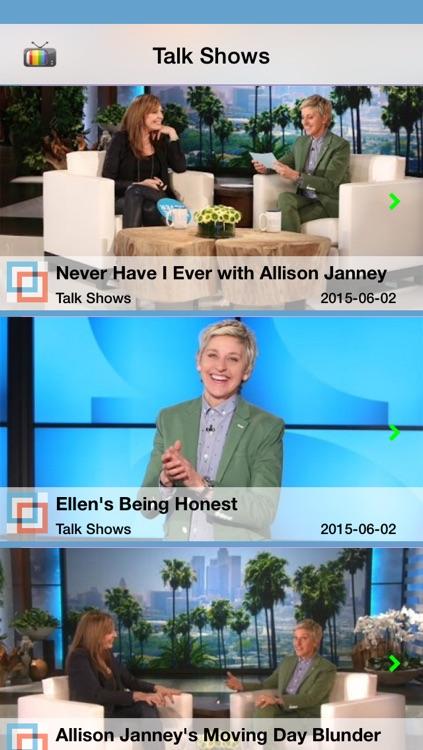 Talk Show Review screenshot-3