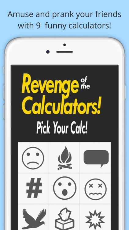 Revenge of the Calculators