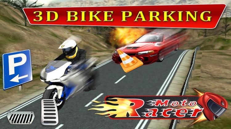 Race Bike Parking