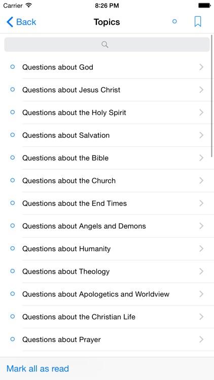 Got Questions? screenshot-4