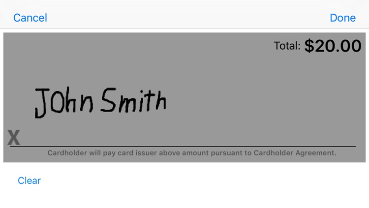PayWithIt for iPhone screenshot-4