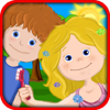 Ellie's Fun House - Educational Preschool children learning game ( ages 2 - 7  )
