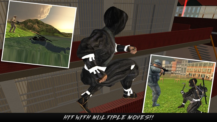 Ninja Assassin Prison Break Can You Escape It screenshot-3