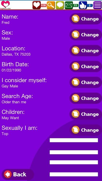 GayNow.club Dating App screenshot-3