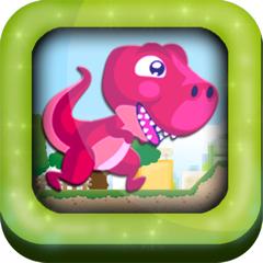 Pixel Sky Dino-saur Jurassic Escape Lite