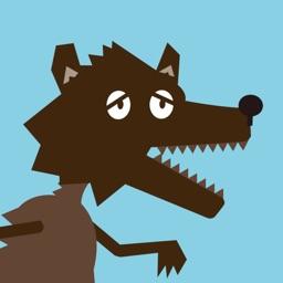 WolfBoyRun - Run away from the wolf!!
