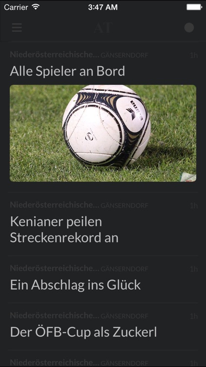 Zeitungen AT screenshot-4