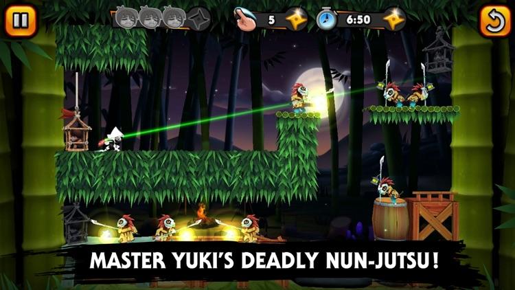 Nun Attack Origins: Yuki's Silent Quest