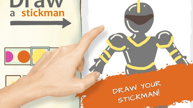 Draw A Stickman Sketchbook On The App Store