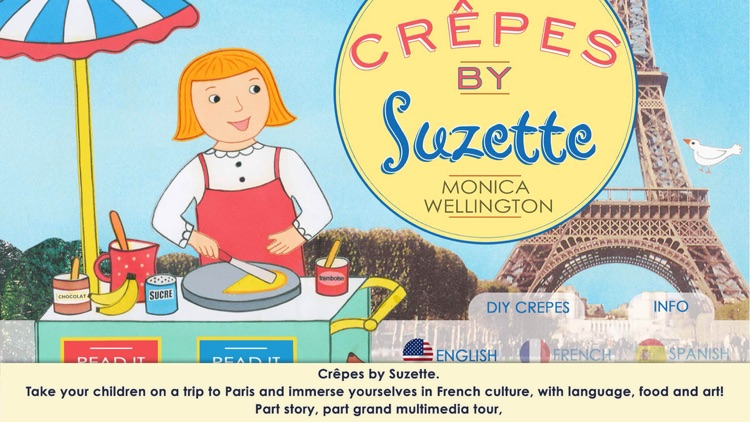 Crêpes by Suzette screenshot-0