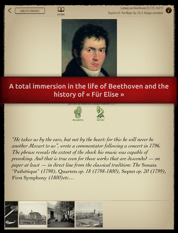 Play Beethoven – « Für Elise » (interactive piano sheet music) screenshot-4