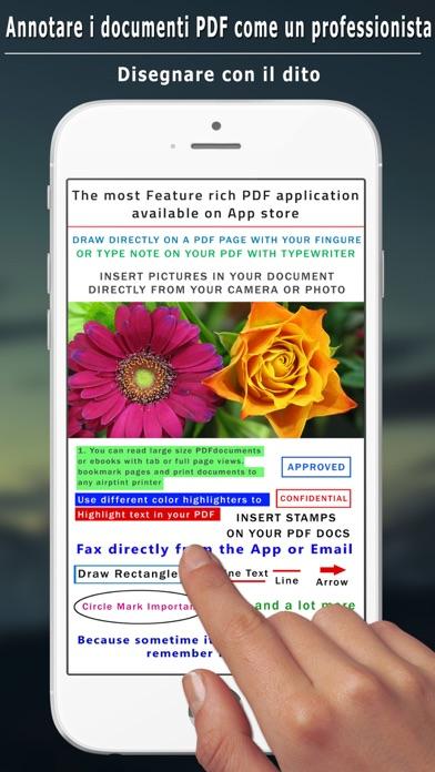Screenshot of Notes Pro - PDF, note e documenti1
