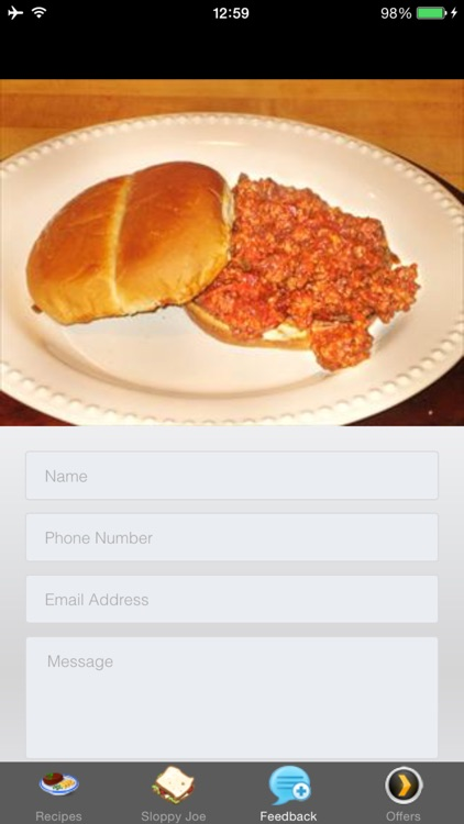 Sloppy Joe Recipes - Variations are Endless screenshot-3