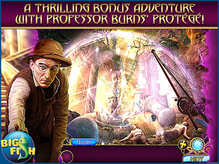 Amaranthine Voyage: The Shadow of Torment HD - A Magical Hidden Object Adventure screenshot-3