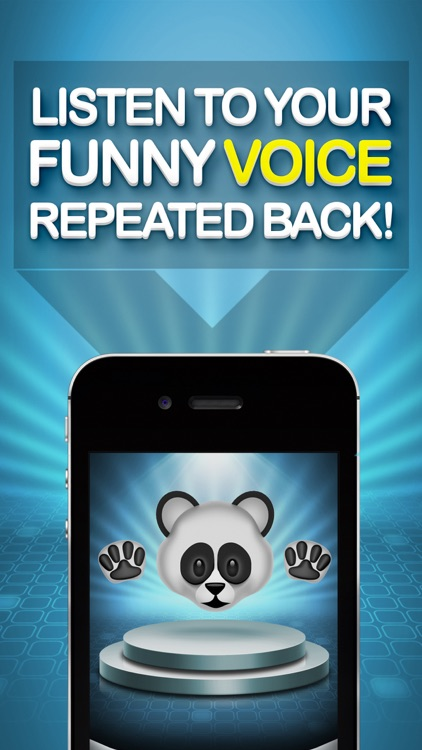 Talking Emoji Voice Modifier - Crazy Helium Booth Voice Changer Free & Funny Movie Maker screenshot-3