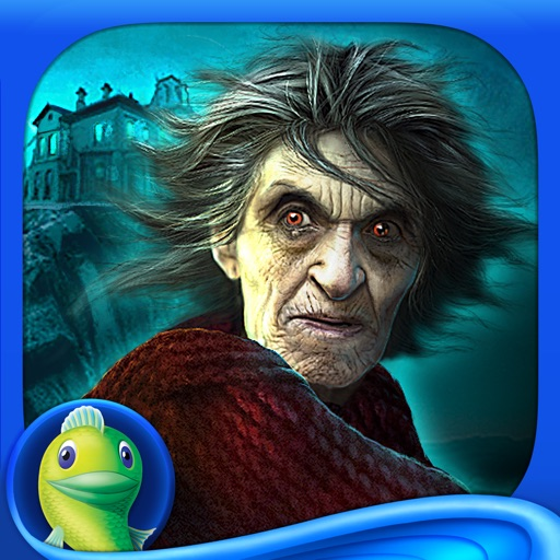 Haunted Hotel: Death Sentence HD - A Supernatural Hidden Objects Game icon