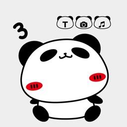 パンダのたぷたぷ 3つメモ