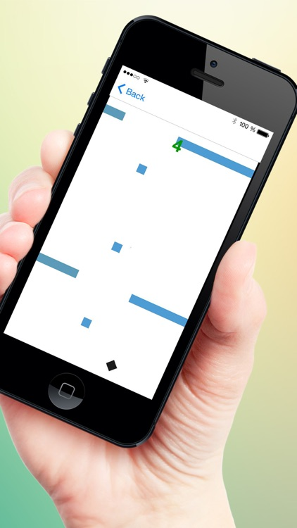 Brick Up - How far can you reach by jumping left and right? screenshot-3