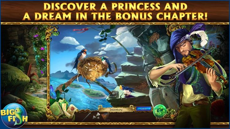 Grim Legends 2: Song of the Dark Swan - A Magical Hidden Object Game (Full) screenshot-3