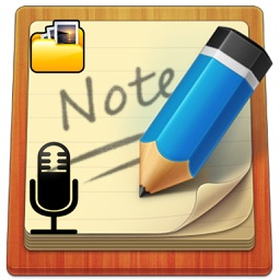 Super Notepad and Memo Pad - Create,store and retrieve notes in text,audio and images (Pro Version - with eCard Creation Features)