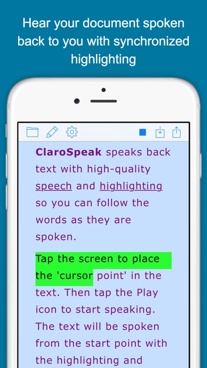 ClaroSpeak Plus screenshot-0