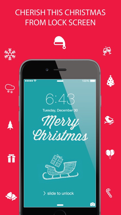 Christmas Wallpaper ® Pro