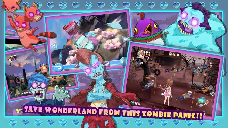 Zombie Panic in Wonderland DX Lite