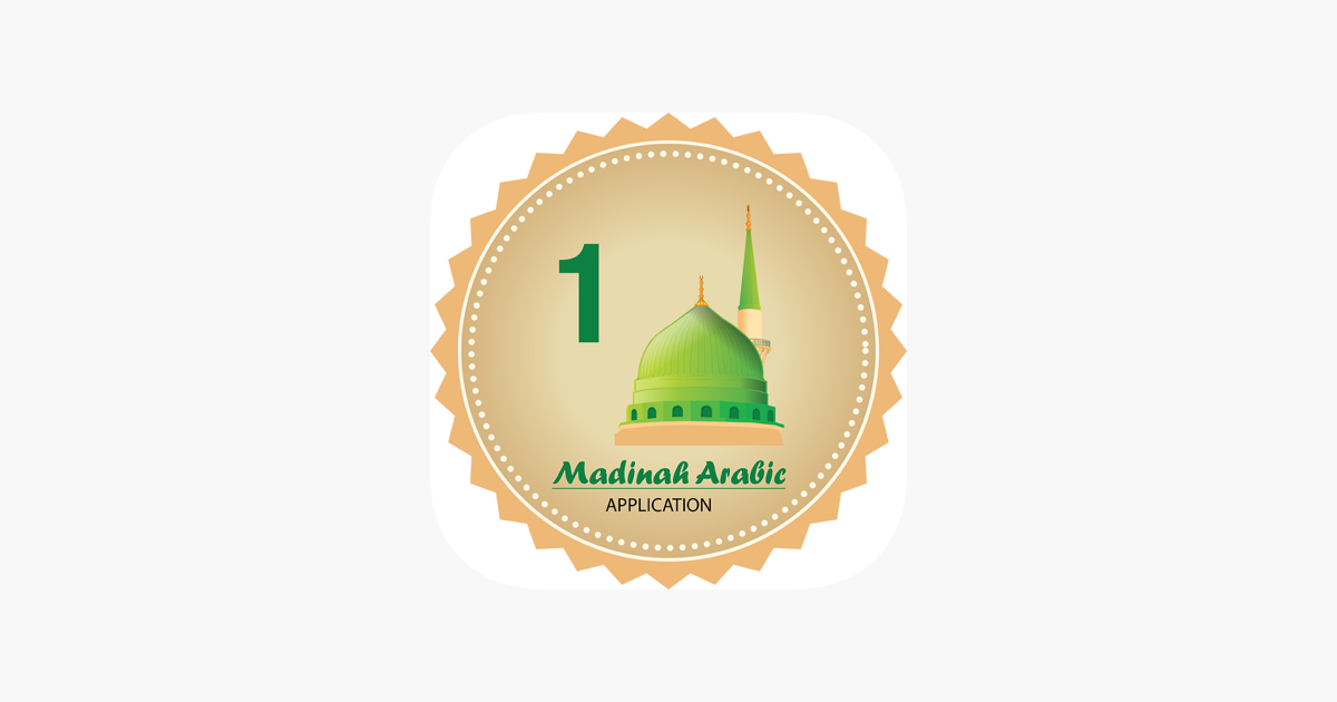 Madinah Arabic App 1 on the App Store