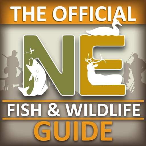 NE Fish, Hunting & Wildlife Guide- Pocket Ranger®