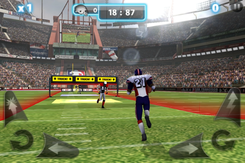 Backbreaker 2: Vengeance screenshot 3