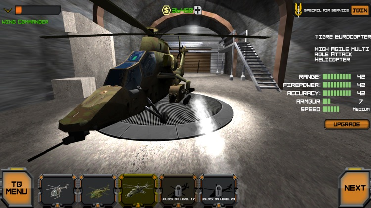 Helicopters in Combat 3D
