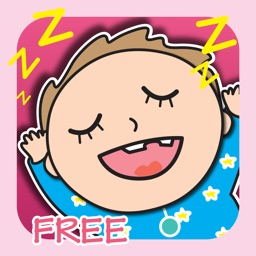 Sleep Baby Free for iPad: Baby Don't Cry! Sound & Relax Music for Baby & Mom
