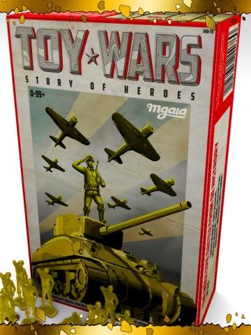 Скачать игру Toy Wars Gold Edition: Игры Стрелялки для Детей и Мальчиков