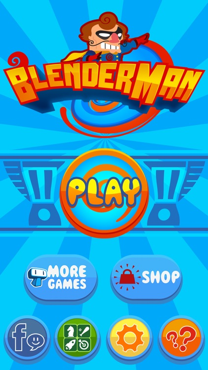 BlenderMan - Adventures of a Crazy Superhero screenshot-4