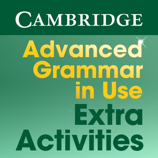 Advanced Grammar in Use Activities icon