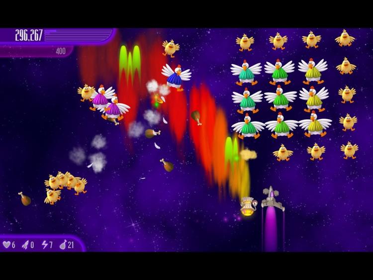 Chicken Invaders 4 HD screenshot-4