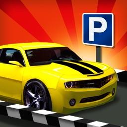 A Car Mania 3D Parking Simulator And Driving Test Sim Racing Games