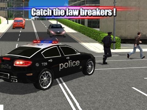 Crime Town Police Car Driver на iPad