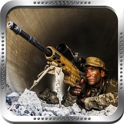 Black Ops Sniper Survival: Modern Army Mission Game