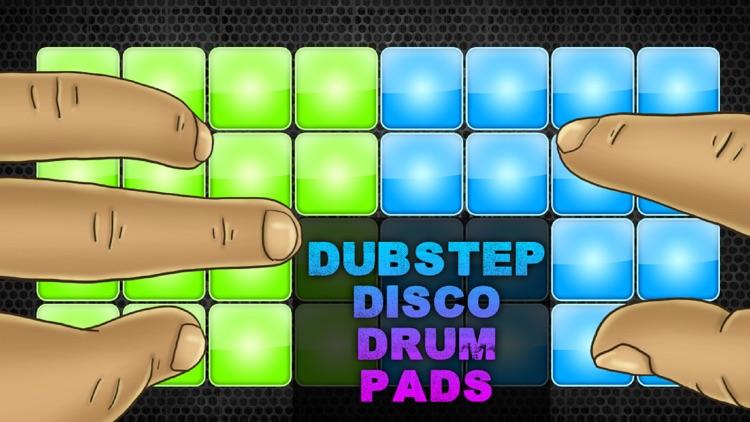 Dubstep Disco Drum Pads