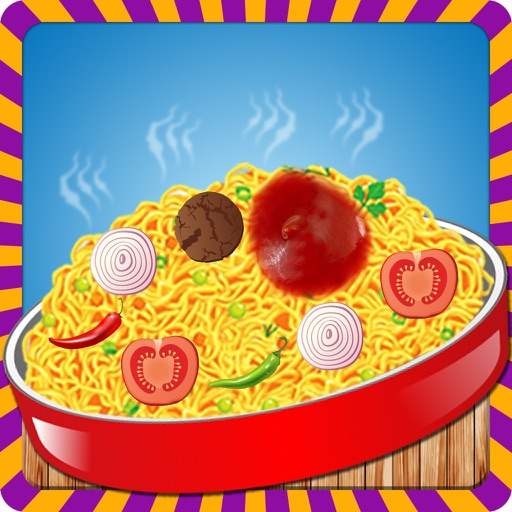 Лапша чайник - Crazy шеф-повар кухня приключения и пряный приготовления игра