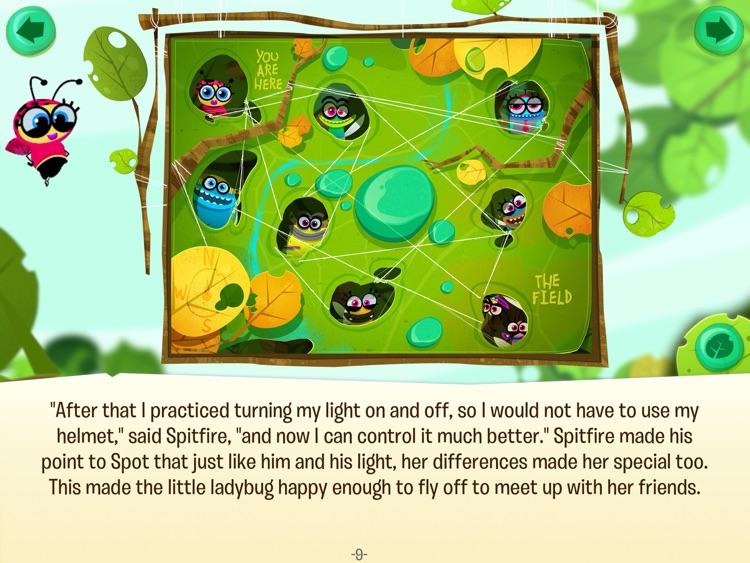 Leafy Landings: Interactive Book for Kids screenshot-3