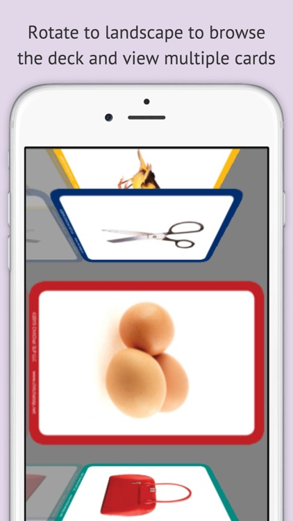 ChitChat SLP Cards - Starter Set screenshot-0