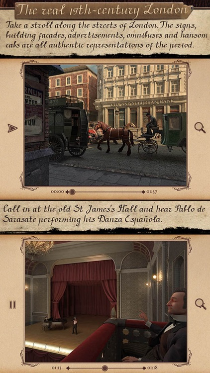 SHERLOCK: Interactive Adventure screenshot-1