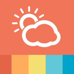 Ícone do app Weather glance - accurate & beautiful forecast with widget