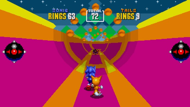 Sonic the Hedgehog 2 ™ Classic Screenshot