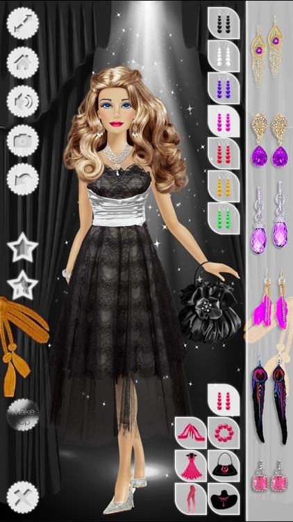 Makeup Dressing Up Princess screenshot-3