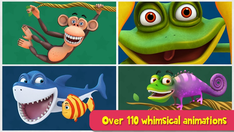 Gigglymals - Funny Animal Interactions for iPhone